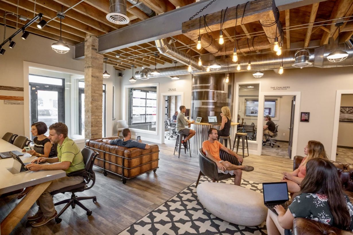 What the heck is coworking?